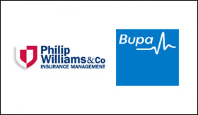 Philip Williams & Co BUPA Healthcare