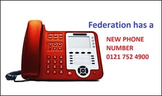 Federation New Phone Number