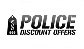 Police Offer Discounts