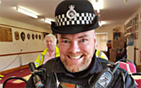 PC Nick Dumphreys