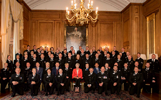 Prime Minister hosts Police Bravery Awards reception