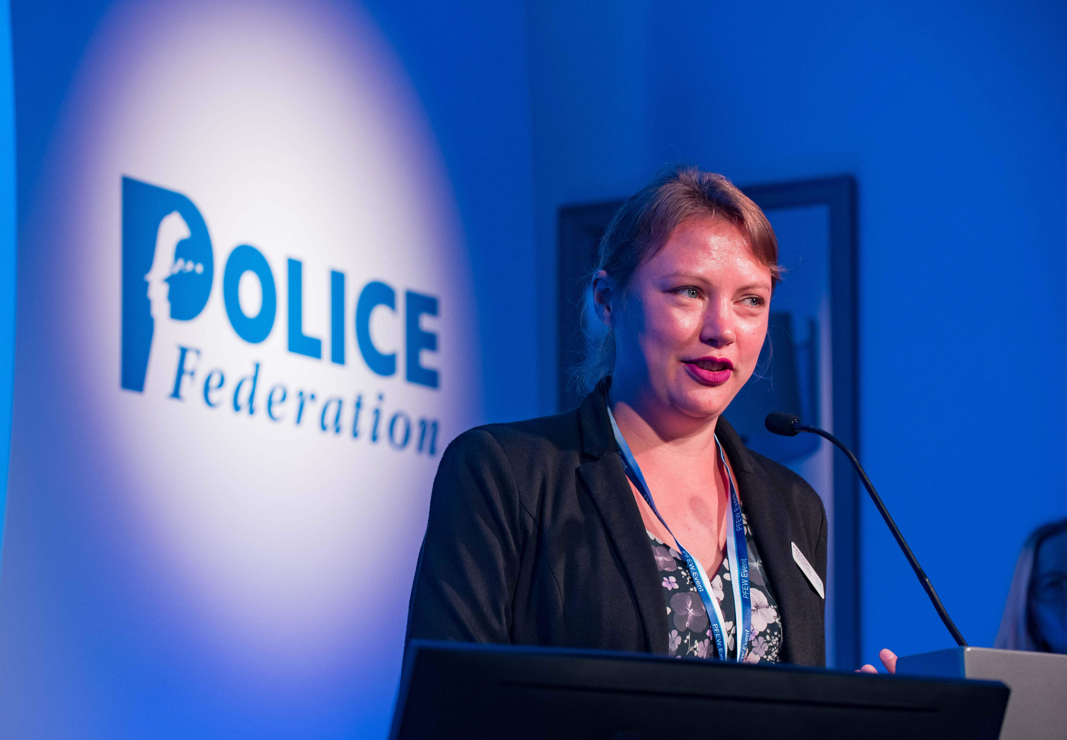 Katie Kempen, CEO, Independent Custody Visiting Association