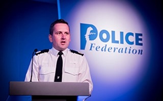 Assistant Chief Constable Nev Kemp QPM