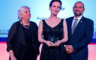 Winner - Custody Support Role of the Year, Ulla Wachowska, Metropolitan Police
