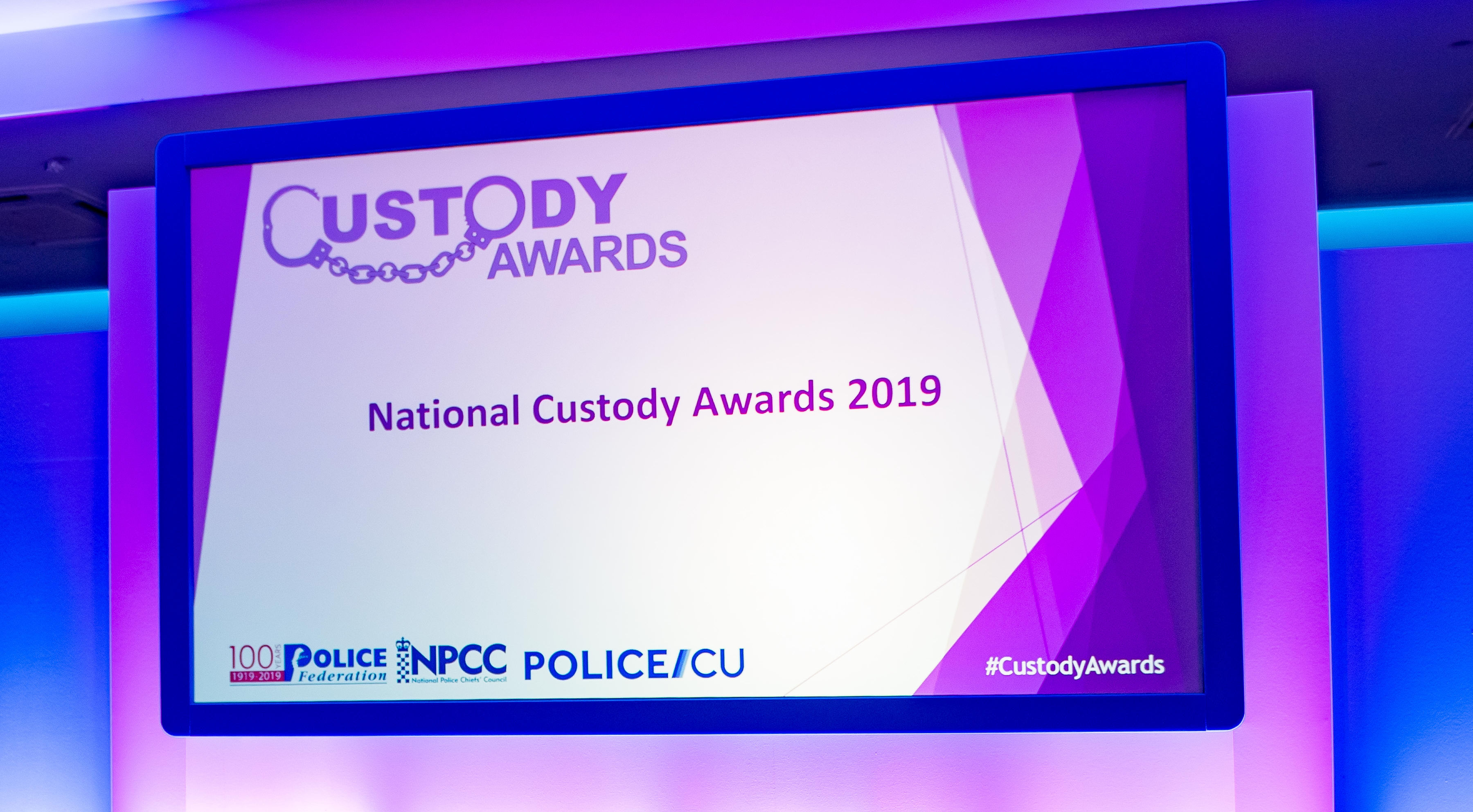 National Custody Awards