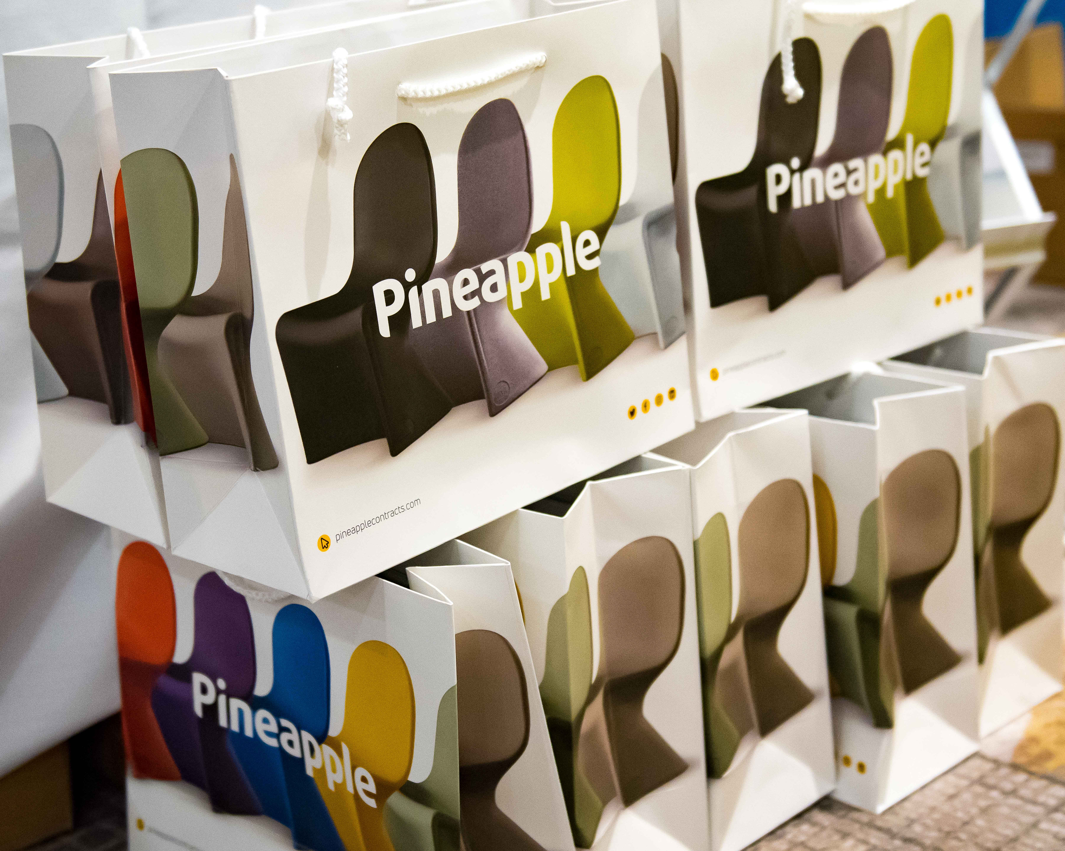 Pineapple - one of our exhibitors