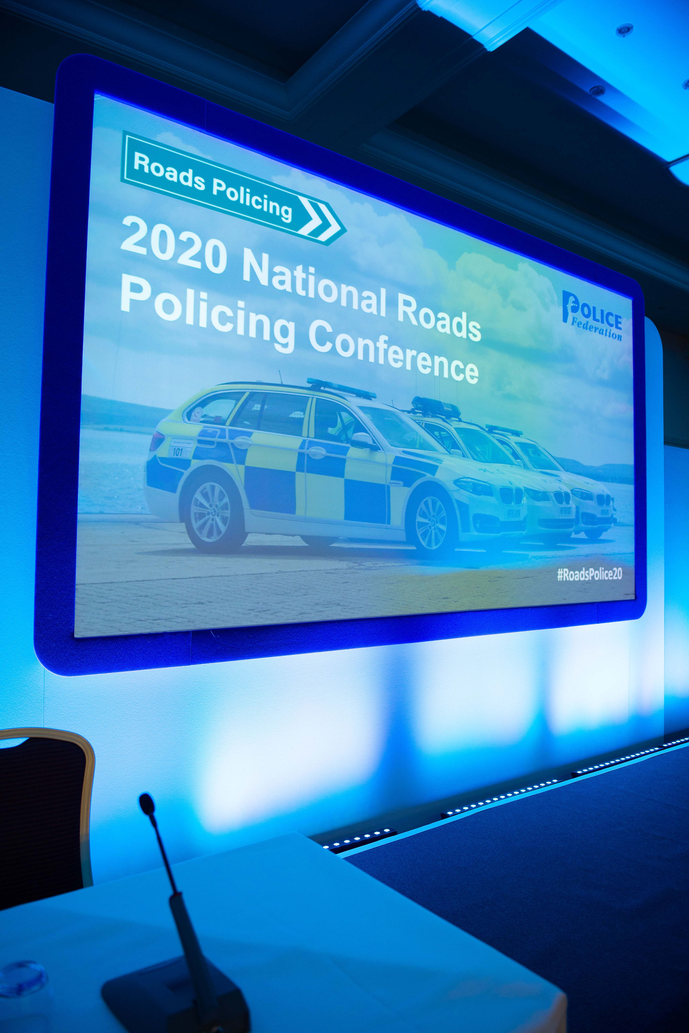 Roads Policing Stage