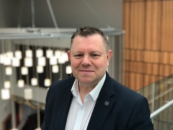 National Chair of the Police Federation John Apter