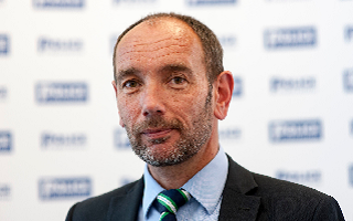 Glyn Pattinson, PFNDF Chair