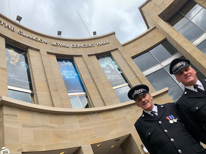 Sussex Police Federation Honours Fallen Officers At National